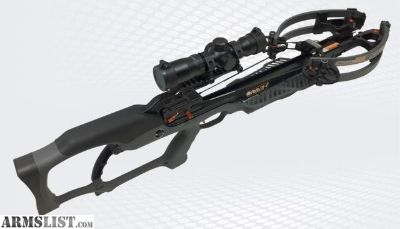 For Sale: Ravin Crossbow Package R20 with HeliCoil Gunmetal Grey R021