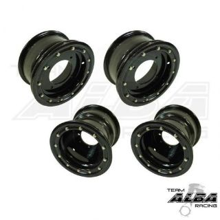 Find Suzuki LTZ 400 LTR 450 Front Rear Wheels Beadlock 10x5 9x8 Alba Racing B/B 32 motorcycle in Santee, California, United States, for US $309.00