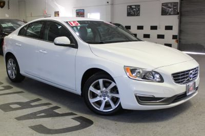 2015 Volvo S60 T5 (Ice White)