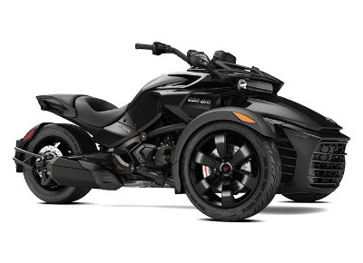 2017 Can-Am Spyder F3 SM6 Trikes Motorcycles Lakeport, CA