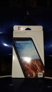 New with tag. Verizon screen protector, tempered glass, for ellipsis 8. Retails for $34.99. Asking $15.50