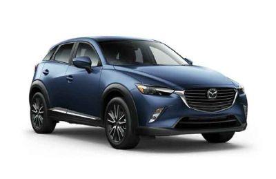 Car Lease 2018 Mazda CX-3