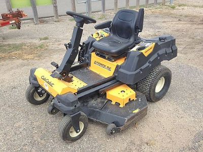 CUB CADET Z-FORCE MOWER, ZERO TURN, 24 ...