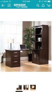 Sauder Office Suite Desk