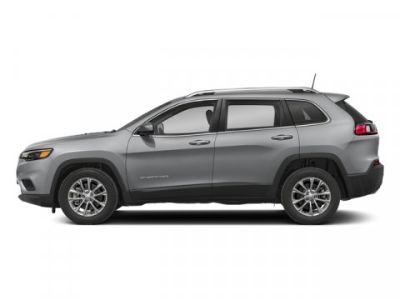 2019 Jeep Cherokee Latitude (Billet Silver Metallic Clearcoat)