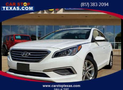 Used 2017 Hyundai Sonata for sale