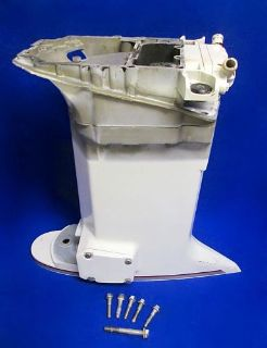 Buy Evinrude Johnson Driveshaft Exhaust Housing Midsection 88-175 HP 0332745 332745 motorcycle in Ada, Michigan, United States, for US $195.00