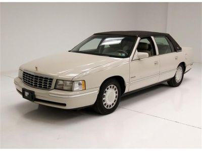 1997 Cadillac Sedan