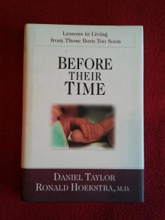 Before Their Time book