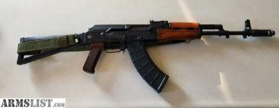 For Sale/Trade: Arsenal SLR 107F AK 47