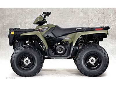 2007 Polaris Sportsman 700 EFI ATV Utility Eagle Bend, MN