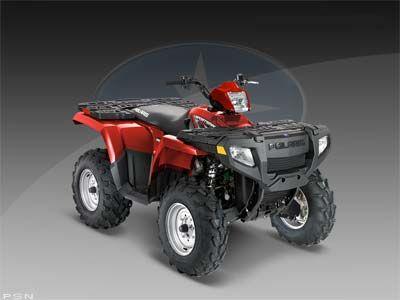2009 Polaris Sportsman 500 H.O. Utility ATVs Eagle Bend, MN
