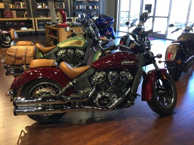 2018 Indian Scout ABS Cruiser Motorcycles Chesapeake, VA