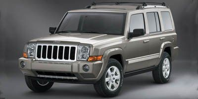 2007 Jeep Commander Limited (Brown)