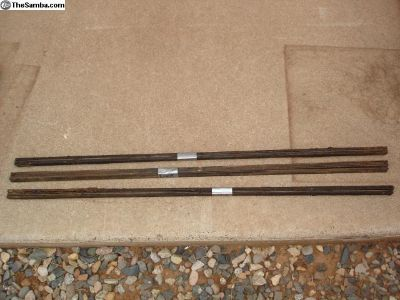 Front Axle Beam Springs