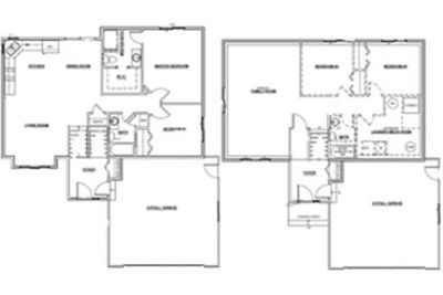 2,125 sq. ft. Apartment - come and see this one. Pet OK!