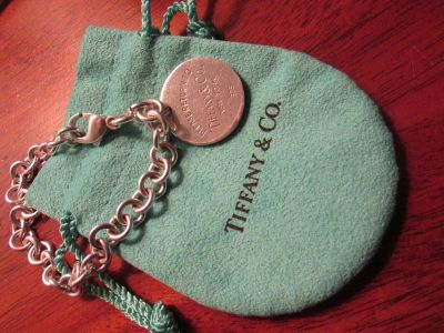Tiffany Sterling Bracelet