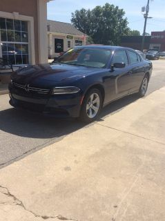 2016 Dodge Charger SE (Blue,Dark)