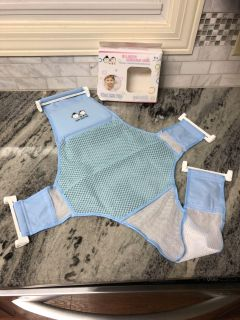 NEW baby bathtub insert to support newborn babies during bath time - see extra photos ($11 Retail) $4