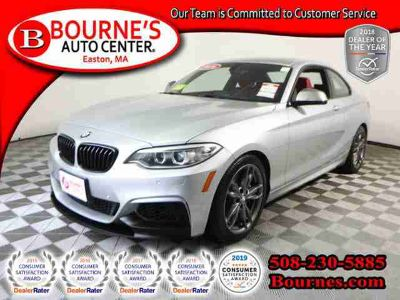 Used 2016 BMW 2 Series 2dr Cpe AWD
