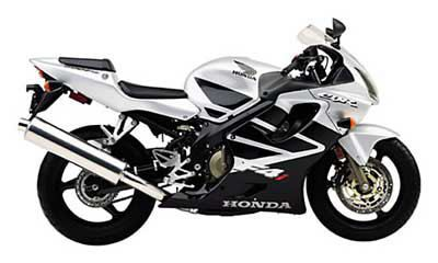 2001 Honda CBR600F4i Sport Motorcycles Deptford, NJ