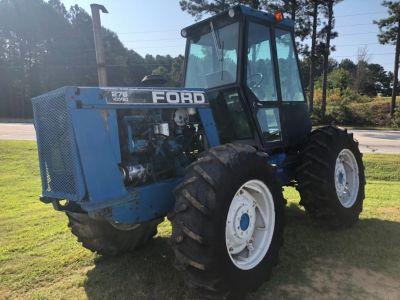 1988 Ford Tractor Versitile