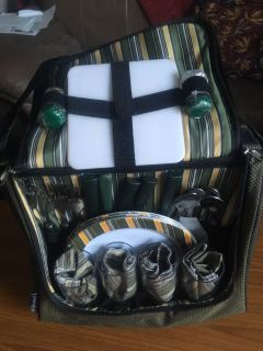 Picnic Set Cooler