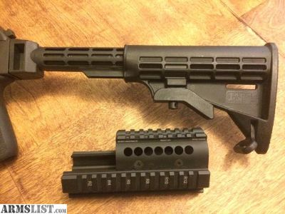 For Sale/Trade: Midwest Industries AK handguard & Tapco stock