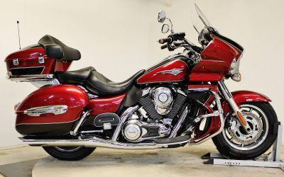 2010 Kawasaki Vulcan 1700 Voyager ABS Touring Motorcycles Pittsfield, MA