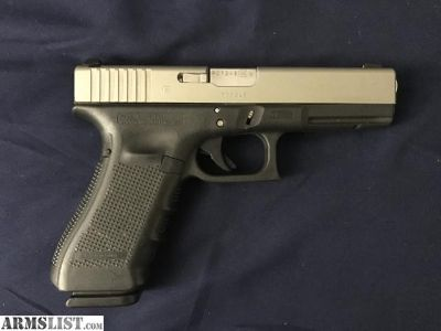For Sale: Glock 22 gen 4