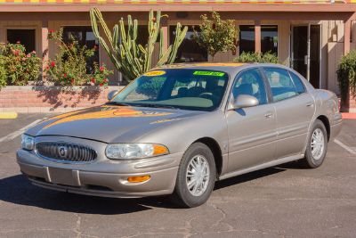 2003 Buick LeSabre Custom (Gold)