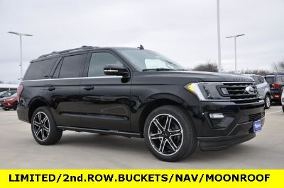 2019 Ford Expedition Limited (Black Metallic)