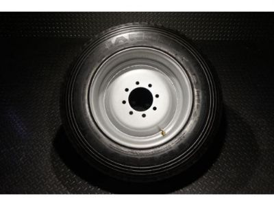 Buy 17.5 Trailer Tire and Wheel - 235 75 R17.5 - 18 ply - Triangle motorcycle in Madisonville, Texas, United States, for US $324.99