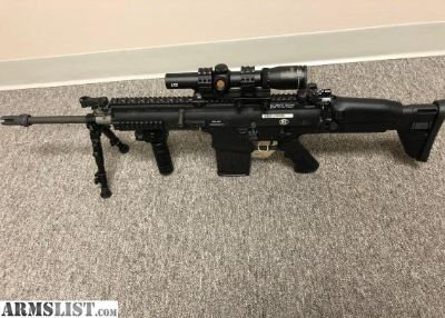 For Sale: FN SCAR 17s with BURRIS SCOPE