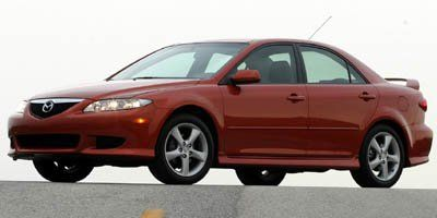 2005 Mazda Mazda6 i (Glacier Silver Metallic)