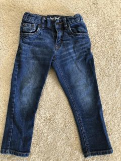4T Cat and Jack skinny jeans