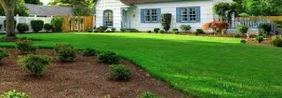 Landscape Mulch, stone pavers, & Curbing Services in Muskegon Michigan