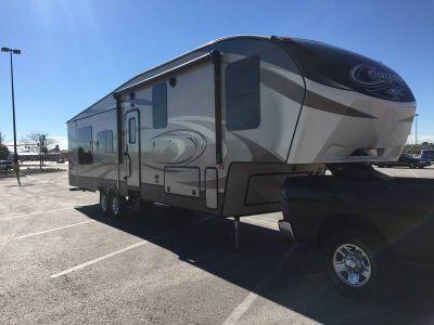 2017 Keystone Cougar 341RKI