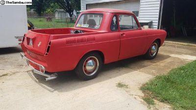 1970 custom square back pickup