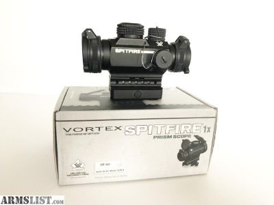 For Sale: Vortex Spitfire 1x