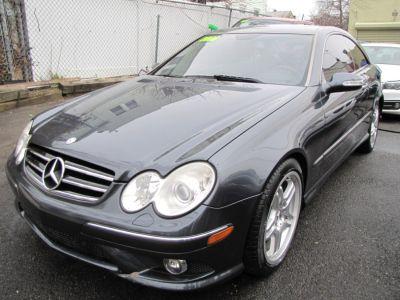 2008 Mercedes-Benz CLK-Class CLK550 (Majestic Black Metallic)