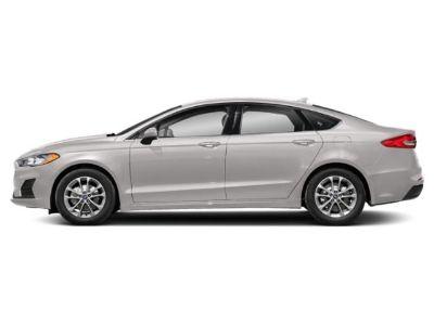 2019 Ford Fusion SE FWD (White Platinum Metallic Tri-Coat)