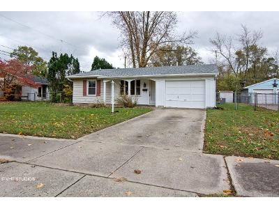 2 Bed 1 Bath Foreclosure Property in Fort Wayne, IN 46809 - Pinewood Dr