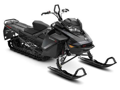 2019 Ski-Doo Summit X 154 850 E-TEC PowderMax Light 2.5 S_LEV Mountain Snowmobiles Clinton Township, MI