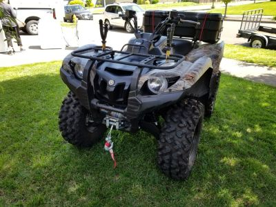 2007 Yamaha GRIZZLY 700 FI AUTO 4X4 EPS SPECIAL EDITION