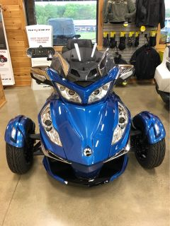 2018 Can-Am Spyder RT Limited 3 Wheel Motorcycle Montrose, PA