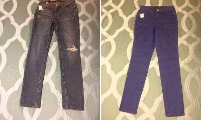 New jeans Jay Jays, high rise ankle skinny jeans NWT