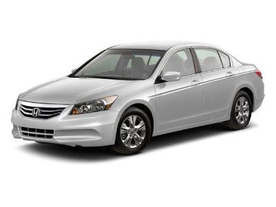 2012 Honda Accord LX-P (Polished Metal Metallic)