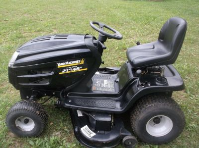 Yard Machine Riding Mower