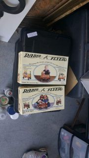 Radio flyer collectable toy wagons